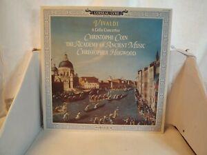 Vivaldi - Christophe Coin, The Academy Of Ancient Music, 6 Cello Concertos