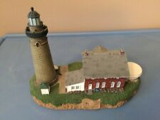 Fairport Harbor Oh. Harbour Lights Collectible Lighthouse