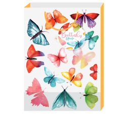 Butterfly House Gift Bag - Medium