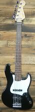 Squier by Fender Affinity 5-String Jazz Electric Bass V Guitar NEW