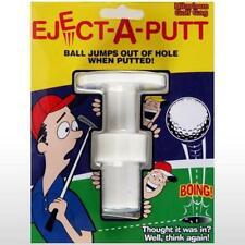 Eject A Golf Ball From The Hole Prank new golfing novelties gags jokes tricks
