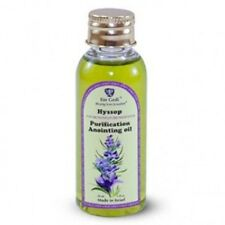 Blessed Certified Hyssop Purification Jerusalem Anointing Biblical Oil 30ml