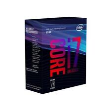 INTEL Processore Core i7-8700K (Coffee Lake-S) Hexa-Core 3.7 GHz Socket LGA 1151