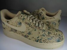 Nike Air Force 1 '07 LV8 Team Gold Camo Reflective Desert SZ 12.5 (823511-700)