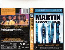 Martin Lawrence Live-Runteldat-[99 Minutes]-Comedy ML-DVD