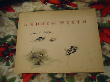 Andrew Wyeth Boston Museum Centennial Year Exhibition 1970 Intro David McCord