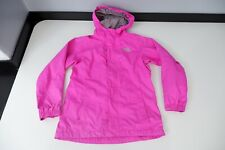 North Face Hyvent Girls Coat, Size Age 10-12, Pink, Waterproof
