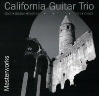 California Guitar Trio - Masterworks [New CD]