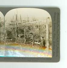 B608 Keystone V18834 WW1 Desolate Waste Chemin Des Dames Battlefield France D