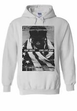 ASAP Rocky Long Live Funny Hip Hop Rap Men Women Unisex Top Hoodie Sweatshirt 2