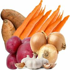 5 Delicious Fresh Favorite Hearty Organic Vegetable Box