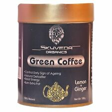 Green Coffee For Weight Loss Powder - 50 % Cga Weight Loss 100% Natural With Lem