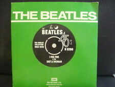 The Beatles 45RPM Speed Music Records