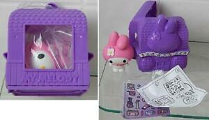 McDonald's happy meal Toy hello Sanrio my melody music shop #3 Never used