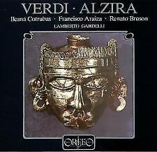 Alzira-Tragedia lirica in due atti von Gardelli,Araiza,Cotrubas,Mro,Rootering (1984)