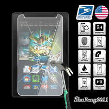 Tempered Glass Screen Protector For Amazon Kindle Fire HD 7 (3th Gen) Tablet