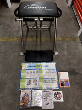 Malibu Pilates Pro Chair with 4 DVDs And Manuals