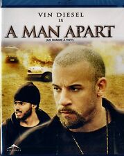 NEW BLU-RAY  // A MAN APART // Vin Diesel, Larenz Tate, Timothy Olyphant, Geno S