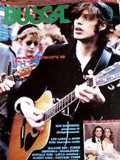 Buscadero 107 1990 Waterboys Mike Scott - Van Morrison Los Lobos e John Doe