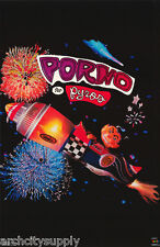 POSTER : MUSIC: PORNO FOR PYROS- ROCKET SHIP  - FREE SHIPPING ! #  #6131  LC16 J