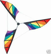 Giant Wind Generator Rainbow 9.5 Ft Windmill..99.... PR 25721