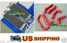 Honda XR650 XR650R 00-07 01 02 03 04 05 06 2001 2007 aluminium radiator + hose