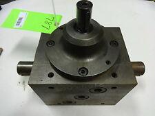 Tandler Diequa Gear Reducer 001613B1-111 4:1 Ratio