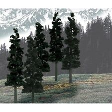 """Woodland Scenics TR1582 Conifer Trees 6""""-8"""" (12) Ready Made Value Pack"""