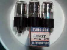 Tube 4ea type 6X5  1NIB  tstd amp radio amplifier ham