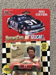 Racing Champions 1993 Edition Bill Elliott #11Nascar Car with Card and Stand New