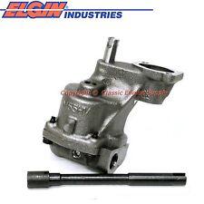 High Volume Oil Pump & Shaft Some V6 & V8 Chevy sb 400 350 327 307 305 283 267