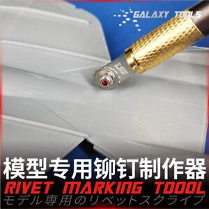 Galaxy Tools Tool &  Rivet Marking Handle Model Building Accessories Cool A