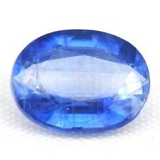 TOP BI COLOR KYANITE : 2,04 Ct Natürliche Blau Kyanit / Disthene , Rhaeticite