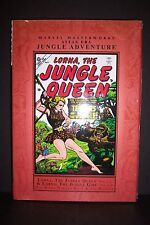 MARVEL MASTERWORKS Vol. 1 Atlas Era JUNGLE ADVENTURE, HCDJ, unopened, sealed