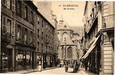 CPA Saint Brieuc-Rue St Gilles (231234)