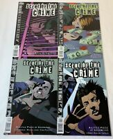 DC/Vertigo SCENE OF THE CRIME #1 2 3 4 ~ FULL SET