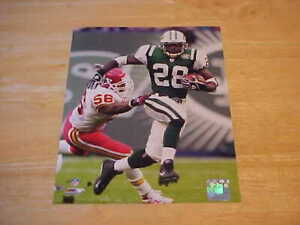 Curtis Martin New York Jets In Action LICENSED 8X10 Photo FREE SHIPPING 3/more