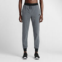 Nike Tech Woven Bonded Pants Women's Training Grey Size UK Large BRAND NEW