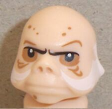 Lego Head x 1 Porcine Humanoid Ugnaught for Star Wars Minifigure