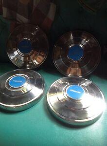 Mazda B1600 (1977) B1800 ฺB2000 B2200 Pickup hubcap WHEEL COVER CENTER CAPS NOS.