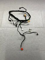 2007 2008 2009 AUDI A4 CABRIOLET B7 - FRONT LEFT DOOR PANEL WIRING HARNESS