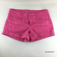 Celebrity Pink Rose Bud CJ343F57 Style Pink Shorts size 1 *FREE SHIPPING*