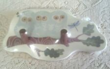 IKEA Vandring Owls Coat Rack (2 pegs) Nursery /Children / Owl Lovers