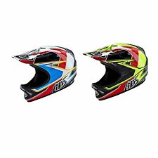 Troy Lee Designs Unisex Adult Full-Face Cycling Helmets