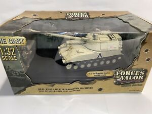 Forces of Valor Die Cast 1:32 Scale US Self Propelled Howitzer M Action Series
