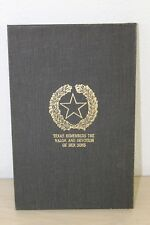 Red Granite For Gray Heroes by Harold Simpson SIGNED Limited only 150 Slipcase