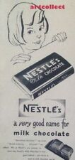 Nestlé Collectable Confectionary Advertising