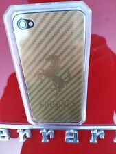 NEU Smartphone Handy Apple iPhone 4G / 4GS Akkudeckel Rückseite backcover gold