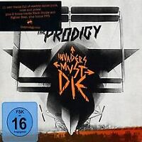 Invaders Must Die (Ltd.Deluxe Edition) von Prodigy,the | CD | Zustand gut