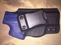 IWB Holster for S&W M&P Compact 9/40 - W/ Thumb Safety - 15 Deg Cant - Adj Reten